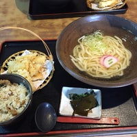 Photo taken at 食事処 春日 by coich on 4/15/2015