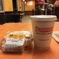 Photo taken at Dunkin' Donuts by Kärl S. on 10/30/2015