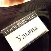 Photo taken at Love Republic by Alexandra S. on 1/3/2014