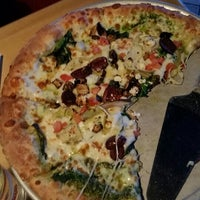 Photo taken at Blue Rock Pizza &Tap by Jules P. on 4/24/2015