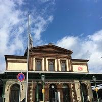 Das Foto wurde bei Bahnhof Düren von Michèle L. am 4/17/2017 aufgenommen