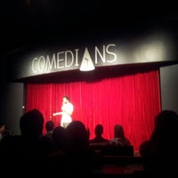 Photo taken at Comedians by Rodrigo S. on 12/15/2012