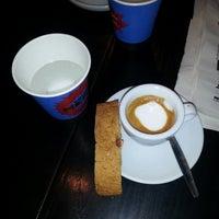 Photo taken at Caffè Nero by - on 12/21/2013