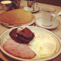 Photo taken at The Pancake Place by Alan R. on 1/13/2013