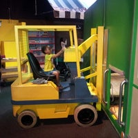 Photo taken at The Children's Museum of Atlanta by Shawn W. on 10/14/2012