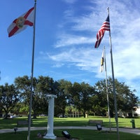 Photo taken at Plantation Veterans Memorial Park by Chen F. on 7/2/2017