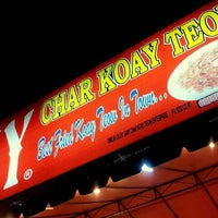 Photo taken at Sany Char Koay Teow by Hasz K. on 10/24/2013