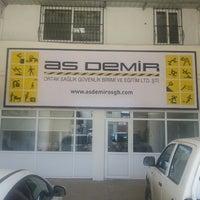 Photo taken at As Demir OSGB by Murat E. on 4/14/2015