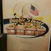 Photo taken at Double S Diner by Richard B. on 2/1/2013