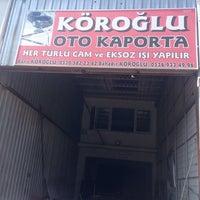 Photo taken at Köroğlu Oto Kaporta by Bahri Y. on 5/27/2014