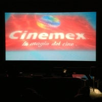 Photo taken at Cinemex Platino by Diegoes G. on 8/19/2013