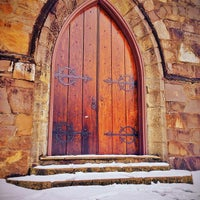 Photo taken at Frost Chapel by Mark H. on 3/23/2014