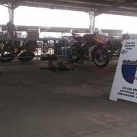 Photo taken at TWS - Garage 2 by Roger A. on 7/26/2013