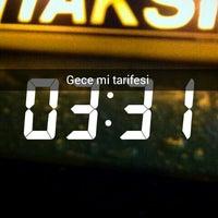 Photo taken at Metropol taksi by Aydin Yalçin on 8/8/2014