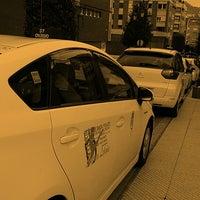 Photo taken at Parada De Taxi De Pio XII by Javier on 9/14/2013