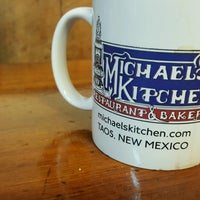 Photo taken at Michael's Kitchen - Coffee House and Bakery by Raul J. on 8/26/2016
