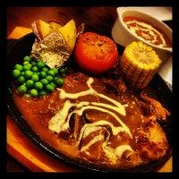 Photo taken at CAB Western Food by Kye Pinn L. on 10/30/2012