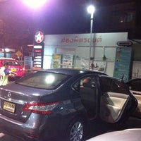 Photo taken at Caltex by Tae T. on 3/28/2014