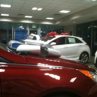 Photo taken at Bob Bell Ford Hyundai Kia by J.Carlos V. on 12/28/2012