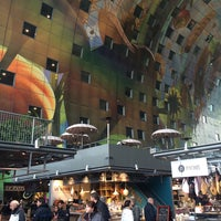 Photo taken at Markthal by noskos on 1/21/2015