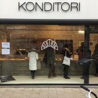 Photo taken at Konditori by noskos on 2/10/2017