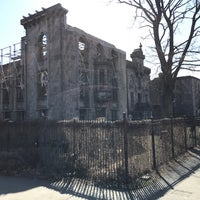 Photo taken at Smallpox Hospital by Juvenal M. on 2/24/2017