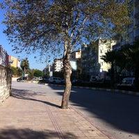 Photo taken at Muhsin Yazıcıoğlu Meydanı by Mr. Y. on 12/9/2013