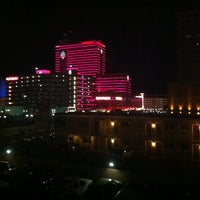 Photo taken at Sands Regency Casino & Hotel by Rob P. on 2/23/2013