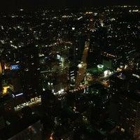 Photo taken at Okura Act City Hotel Hamamatsu by Kmaru H. on 2/12/2013