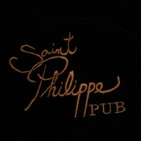 Photo taken at Pub St-Philippe by Andre G. on 3/30/2013