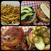 Photo taken at JJ's Burger Joint by Arlene V. on 7/14/2014