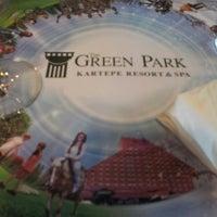 Das Foto wurde bei The Green Park Taksim Hotel von Amin J. am 3/7/2013 aufgenommen