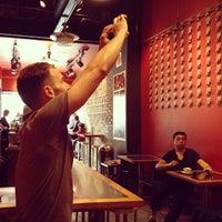 Photo taken at Jetfuel Coffee by Malcolm B. on 4/28/2013