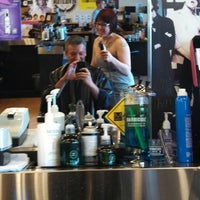 Photo taken at Floyd's 99 Barbershop by Rico C. on 5/22/2013