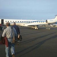 Photo taken at Hillsboro Airport (HIO) by Rico C. on 11/21/2015