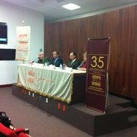 """Photo taken at UNAM Auditorio """"Mario de la Cueva"""" by Salvador M. on 12/13/2012"""