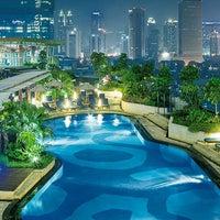 Photo taken at Hotel Indonesia Kempinski Jakarta by Hotel Indonesia Kempinski Jakarta on 7/31/2013