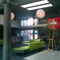 Photo taken at Youth Hostel Lausanne by Георги Жожо К. on 8/28/2013