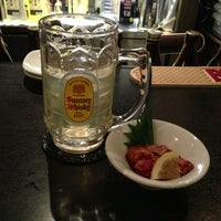 Photo taken at 遊食ダイニング みんなのお酒 by yokoden23 on 1/26/2013
