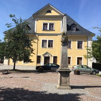 Photo taken at Schlettau by Thomas H. on 8/30/2016