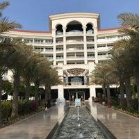 2/10/2018 tarihinde Chad N.ziyaretçi tarafından Waldorf Astoria Dubai Palm Jumeirah'de çekilen fotoğraf