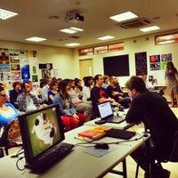 Photo taken at Escola Superior de Propaganda e Marketing (ESPM) by Fernando P. on 1/28/2013