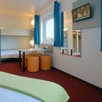 1/3/2014 tarihinde B&B HOTELSziyaretçi tarafından B&B Hotel Heidelberg'de çekilen fotoğraf