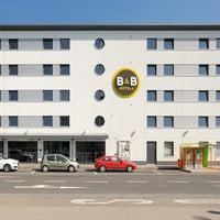 Photo taken at B&B Hotel Frankfurt-Hahn Airport by B&B HOTELS on 1/3/2014