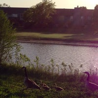 Photo taken at Auburn Hills Golf Course by Stephanie L. on 5/9/2014