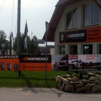 Photo taken at Hankook Masters by Hankook Masters on 8/12/2013