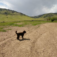Photo taken at Foothills Community Dog Park by GG on 5/30/2017