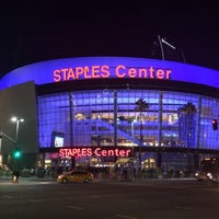 Foto scattata a STAPLES Center da GG il 10/20/2013