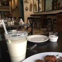 Photo taken at ISOT Turkish Cuisine by Mihriye Kübra D. on 5/15/2016