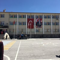 Photo taken at Gökçe Karataş İlkokulu by Melek A. on 4/25/2017